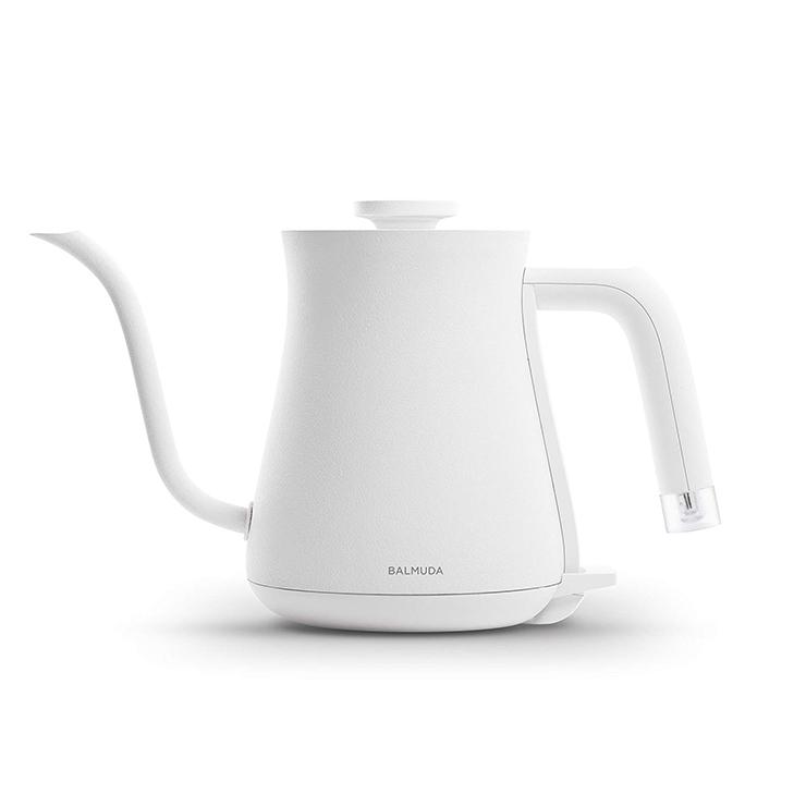 バルミューダ ザ ポット 0.6L 電気ケトル K02A-WH BALMUDA The Pot ホワイト ケトル【送料無料】