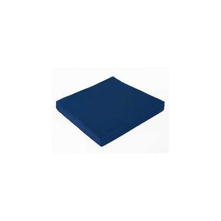 送料無料 ジーピー サービス GPクッション 二層タイプ GP2 即納 40×40×5 紺