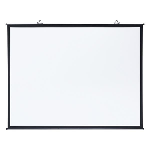 サンワサプライ プロジェクタースクリーン(壁掛け式) PRS-KB100【送料無料】 (代引不可)