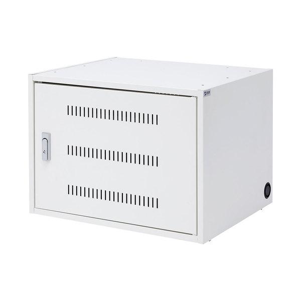 サンワサプライ タブレット収納保管庫(21台収納) CAI-CAB101W【送料無料】 (代引不可)