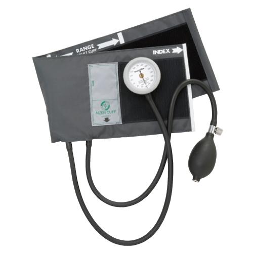 アイゼンコーポレーション ギヤフリーアネロイド血圧計 カラー:グレー GF700-01【送料無料】