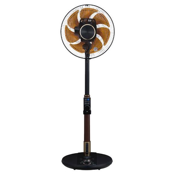 【送料無料】ユアサプライムス 極扇 DCモーター 搭載 扇風機 YT-DVJH3427YFR 音声操作 イオン 消臭機能 熱中症 みまもり ユアサプライムス 極扇 DCモーター搭載 ハイリビング扇風機 YT-DVJH3427YFR【送料無料】
