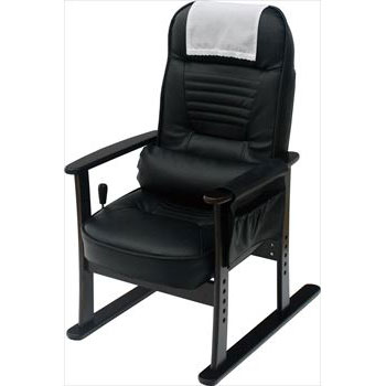 肘付高座椅子 安定型(代引き不可)【送料無料】