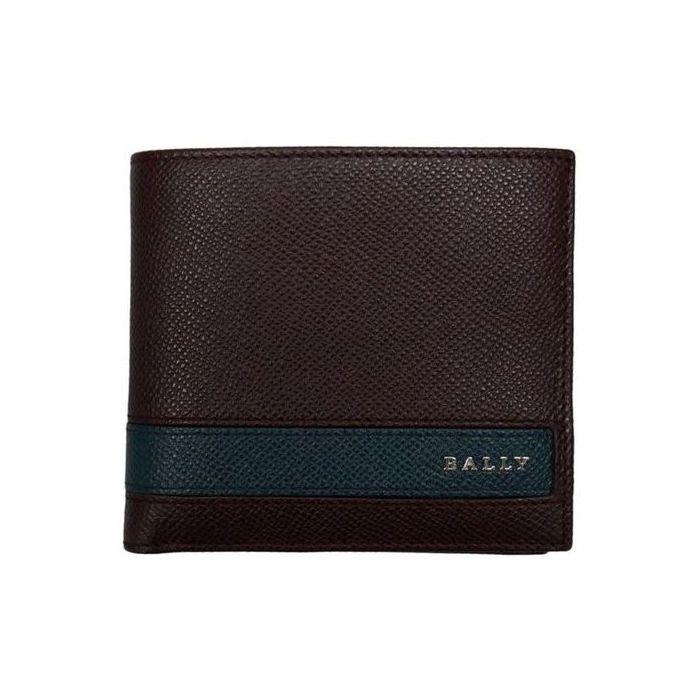 BALLY バリー LYITE.L 6208090 二つ折り財布(ボタン小銭入れ有) ブランド財布 プレゼント ギフト 財布 成人祝い【送料無料】
