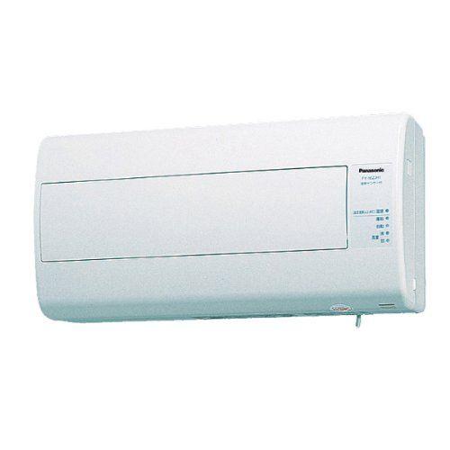 パナソニック 気調換気扇 壁掛け 熱交換型 FY-16ZJH1-W(代引不可)