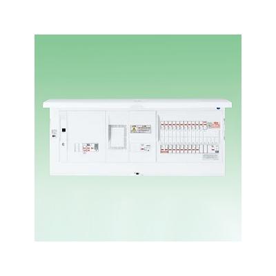 パナソニック 分電盤 太陽光発電・蓄熱暖房器(40A)・エコキュート(20A)・IH リミッタースペース付 50A BHN35162S24