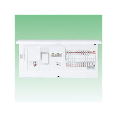 パナソニック 分電盤 太陽光発電・電気温水器・IH リミッタースペース付 40A BHS34202S4