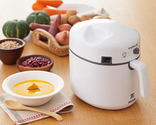 スープリーズQ ZSP-2 スープメーカー スープ機 スープマシン 調理家電 ダイエット ポタージュ 離乳食 介護食 健康 簡単 ゼンケン(代引不可)【送料無料】