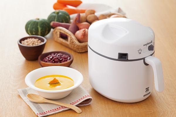 スープリーズQ ZSP-2 スープメーカー スープ機 スープマシン 調理家電 ダイエット ポタージュ 離乳食 介護食 健康 簡単 ゼンケン(代引不可)