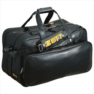 ZETT(ゼット) ミドルバッグ ブラック BA603 1900【送料無料】