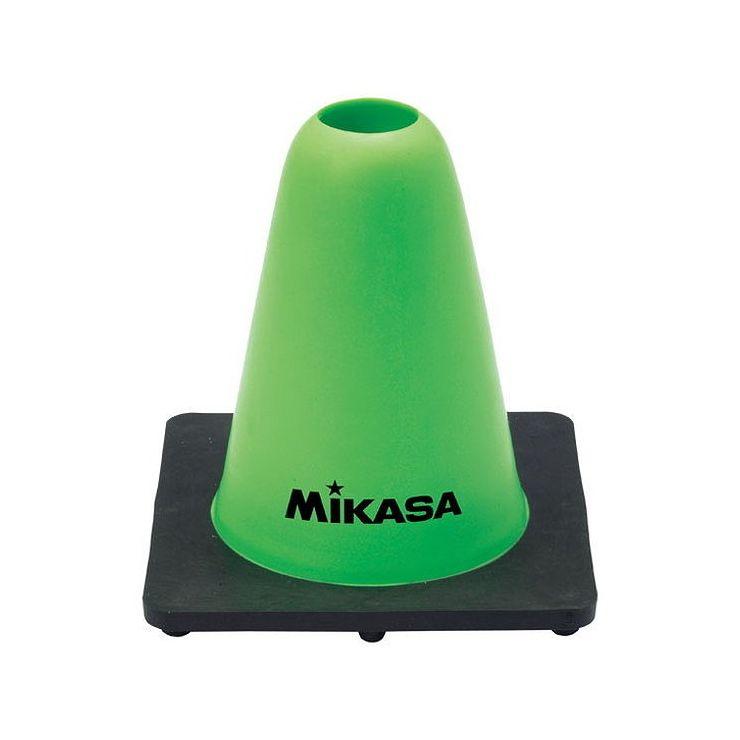 ミカサ MIKASA 器具 セール特価品 マーカーコーン 買い物 グリーン CO15 カラー