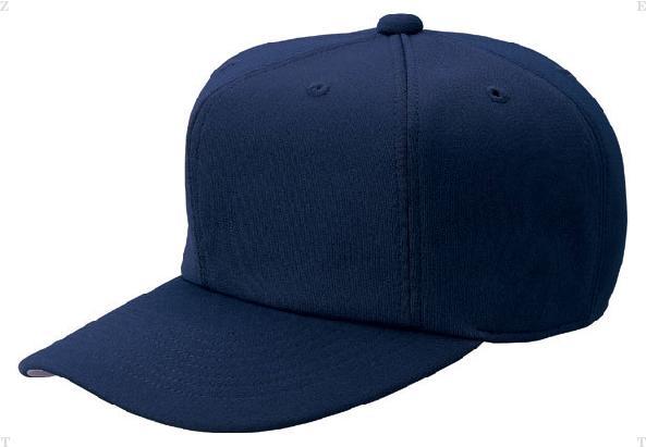 ZETT ゼット オールニットベースボールキャップ 六方 BH121 割引 野球 ベースボール M ネイビー カラー オールニットキャップ 55~56cm 本物 サイズ 2900