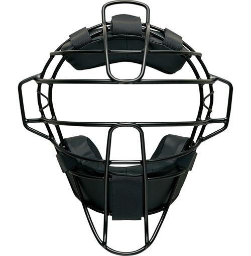 ZETT(ゼット) プロステイタス 硬式用チタンマスク BLM1265HS 【カラー】ブラック【送料無料】【在庫一掃】