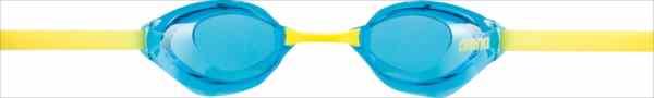 ARENA アリーナ 期間限定特価品 くもり止めスイミンググラス 即納最大半額 ノンクッションタイプ AQUAFORCE SWIFT エメグ×イエロー FREE カラー AGL120 サイズ