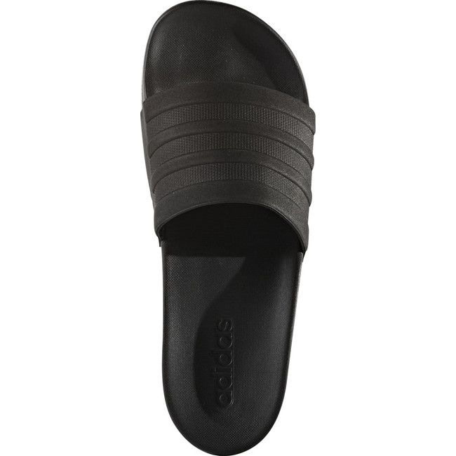 アディダス サンダル アディレッタ クラウドフォーム MONO S82137 カラー コアブラック×コアブラック×コアブラック サイズ 245