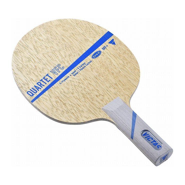 VICTAS(ヴィクタス) 卓球ラケット VICTAS QUARTET VFC ST 28405【送料無料】
