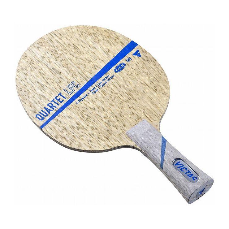 VICTAS(ヴィクタス) 卓球ラケット VICTAS QUARTET LFC FL 28504【送料無料】