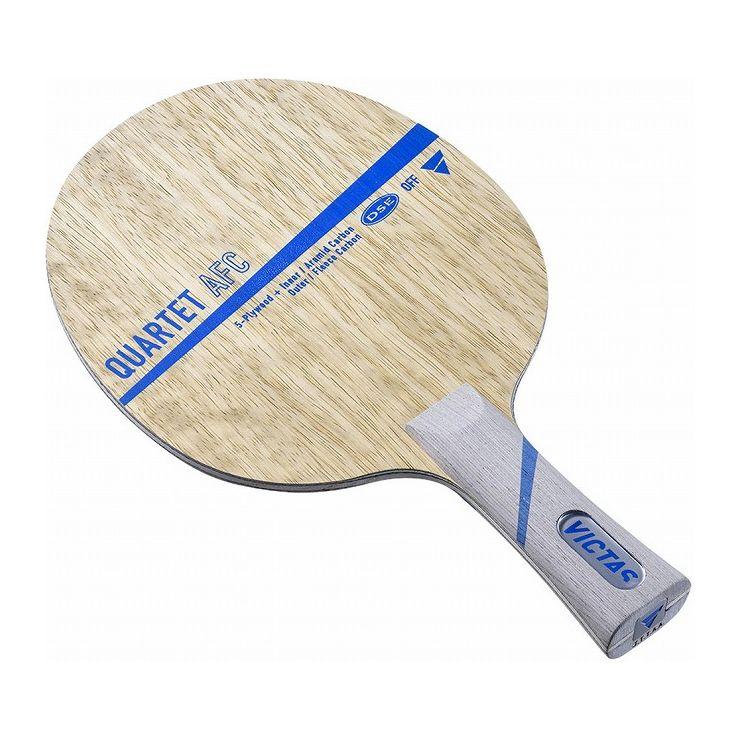 VICTAS(ヴィクタス) 卓球ラケット VICTAS QUARTET AFC FL 28604【送料無料】