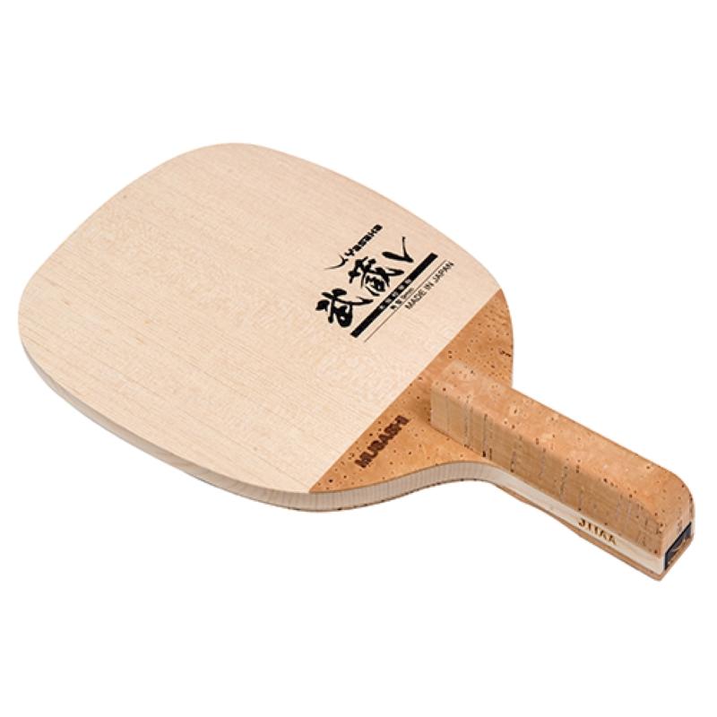 Yasaka 日本式ペンホルダーラケット MUSASHI V 武蔵V W78 卓球【送料無料】