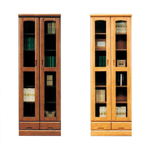 書棚 チェスト 幅60cm 奥行40cm 高さ180cm 【国産 完成品】 収納(代引不可)【送料無料】