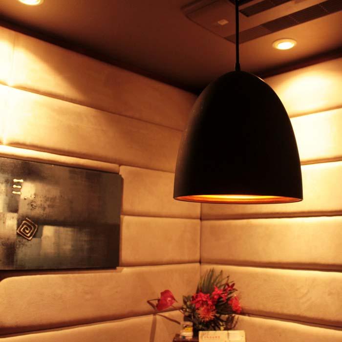 【日本製】 ペンダントライト 1灯 照明 ライト LED対応 モダン リビング  シーリングライト 電球別売(代引不可)【送料無料】