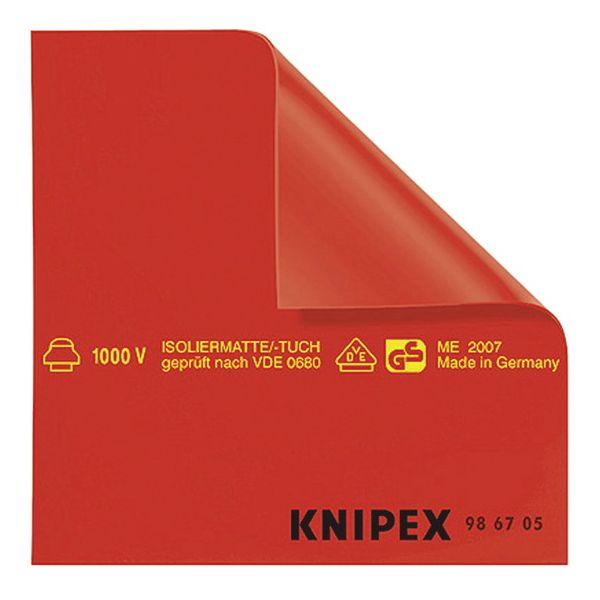 KNIPEX(クニペックス) 986705 絶縁シート 1000V 500x500mm【送料無料】