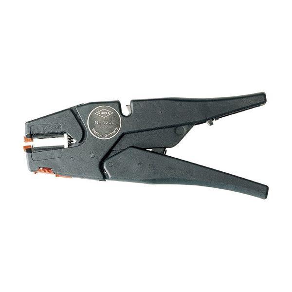 KNIPEX(クニペックス) 1250-200 ワイヤーストリッパー【送料無料】