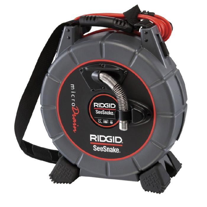 RIDGID(リジッド) 37468 シースネークマイクロドレインD65S S- 20Mケーブル(代引不可)【送料無料】【S1】