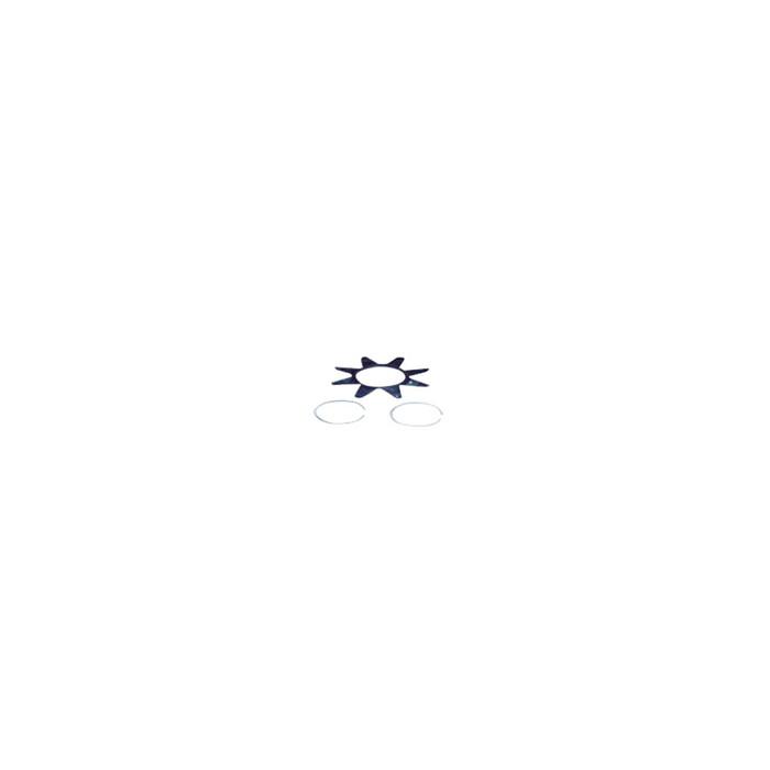 RIDGID(リジッド) 64497 3インチセンターガイドF/シースネイク (20個入)(代引不可)【送料無料】