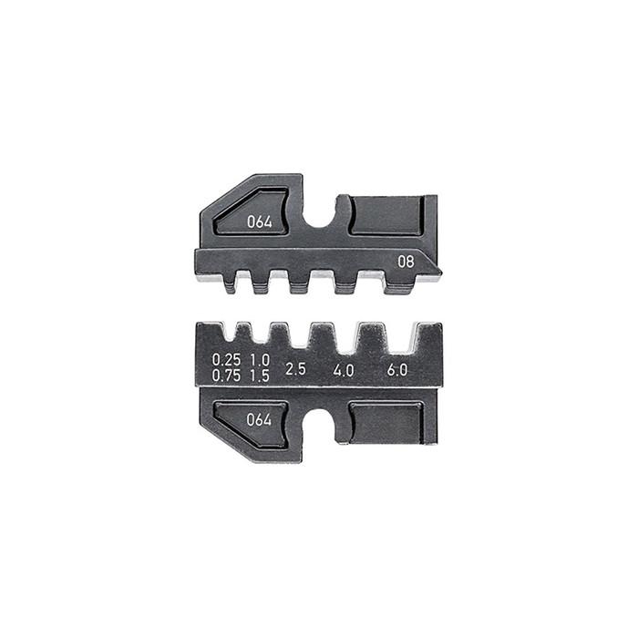 KNIPEX(クニペックス) 9749-08 圧着ダイス (9743-200用)(代引不可)【送料無料】