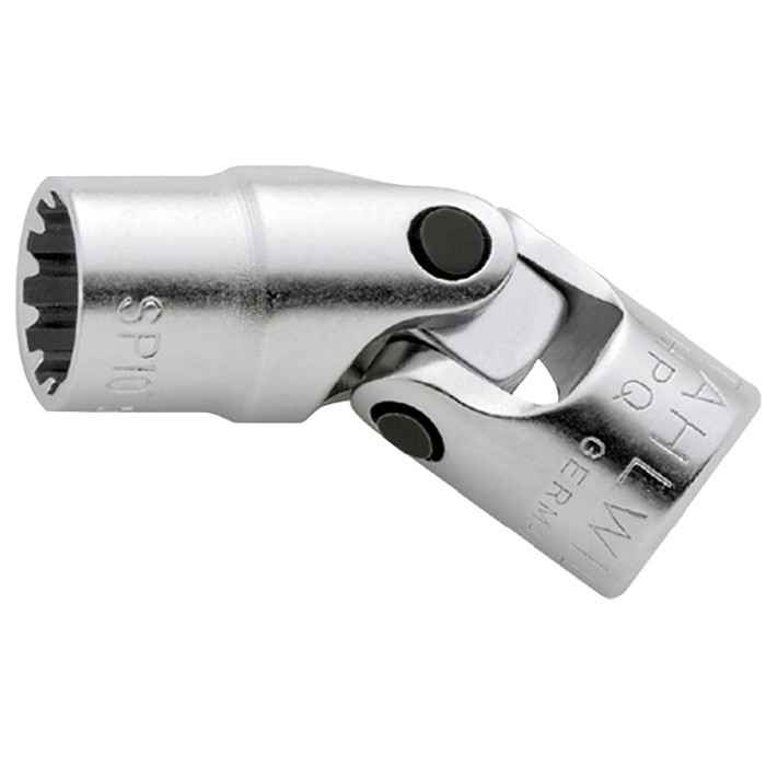 STAHLWILLE(スタビレー) 402ASP-10 (1/4SQ)ユニフレックスソケット (01542020)(代引不可)【送料無料】