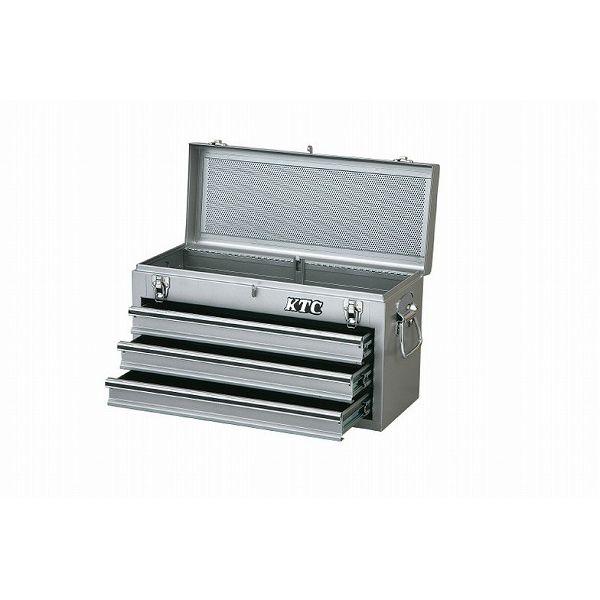 KTC 京都機械工具 SKX0213S チェスト(メタリックシルバー)(代引不可)【送料無料】【S1】