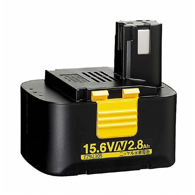 パナソニック EZ9230S ニッケル水素電池パック Nタイプ 15.6V(代引不可)【送料無料】