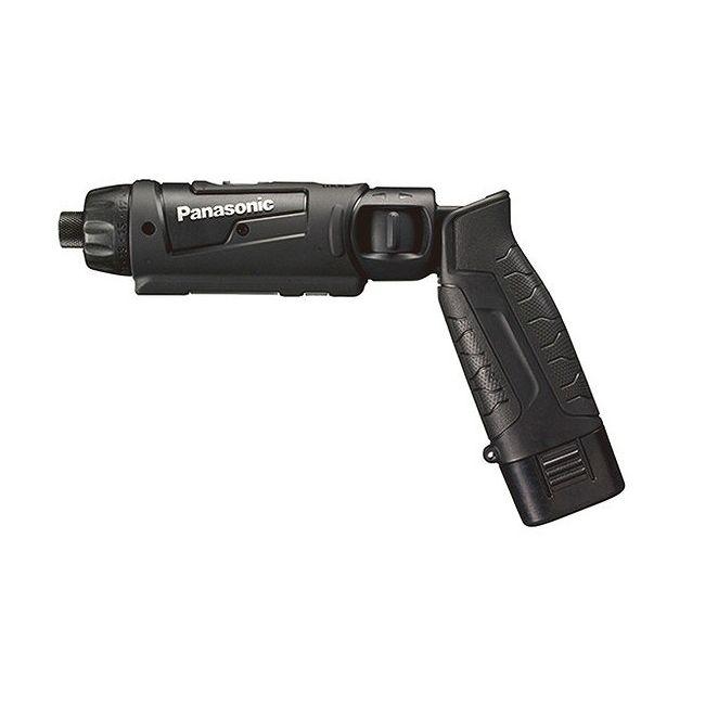 パナソニック EZ7421LA2S-B 7.2V 充電スティックドリルドライバー 黒(代引不可)【送料無料】