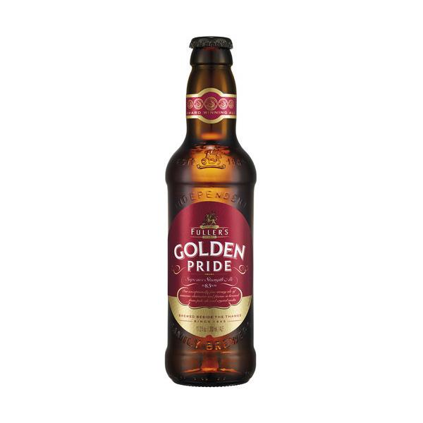 フラーズ ゴールデン プライド 330ml/瓶 (Fuller's Golden Pride) ストロングエール ビール イギリス 【1ケース販売:24本入り】【送料無料】