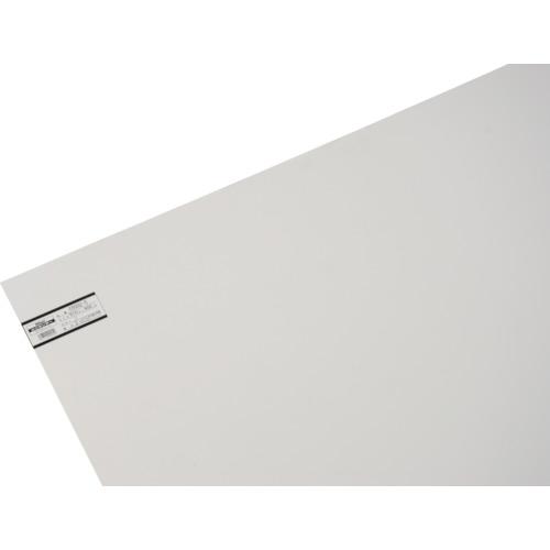 光 エンビ板 白 1820×910×3.0MM EB18935 6174(代引不可)【送料無料】【S1】