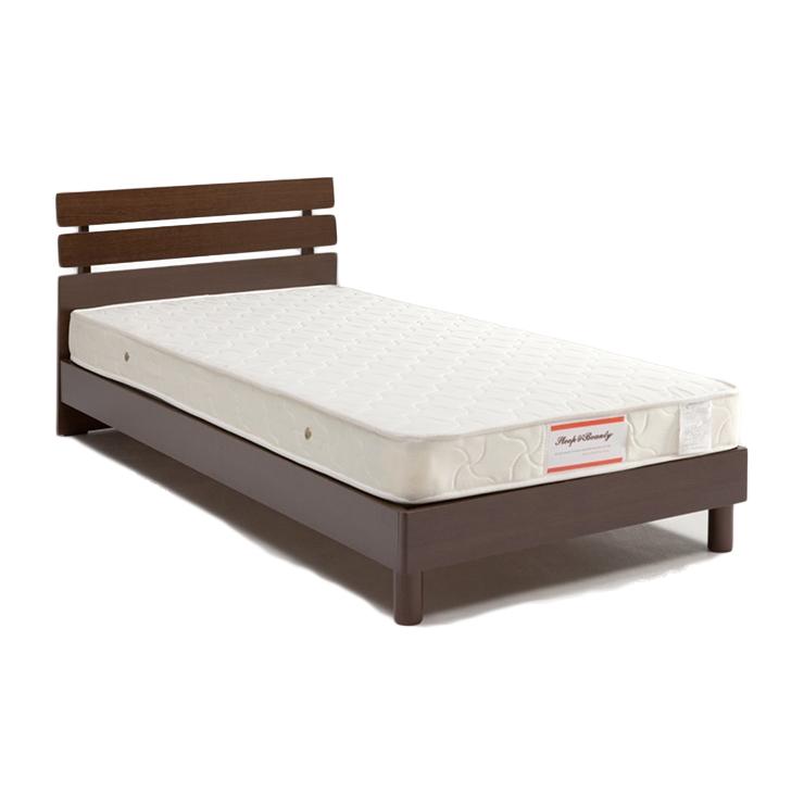 ベッド シングル フレームのみ シンプル(代引不可)【送料無料】