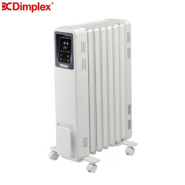 Dimplex ディンプレックス オイルフリーヒーター オイルフリーヒーター オイルレス タッチパネル式 軽量 静音 速暖 B04 ECR12E【送料無料】