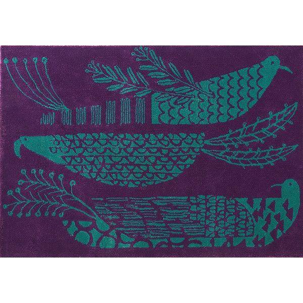 ラグ ラグマット 140X200 Masaru Suzuki クモノウエ カーペット 絨毯 カワイイ オシャレ ホットカーペット対応 スミノエ(代引不可)【送料無料】