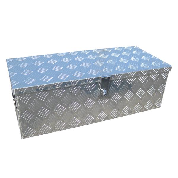 工具ボックス 高品質ロック付 アルミ工具箱 ツールボックス アルミ工具BOX 工具BOX 工具 ボックス(代引不可)【送料無料】