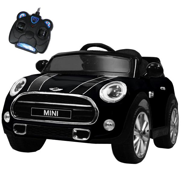 電動乗用カー ミニクーパー JE195 正規ライセンス プロポ付き 乗用玩具 子供用 クラシックカー(代引不可)【送料無料】【S1】