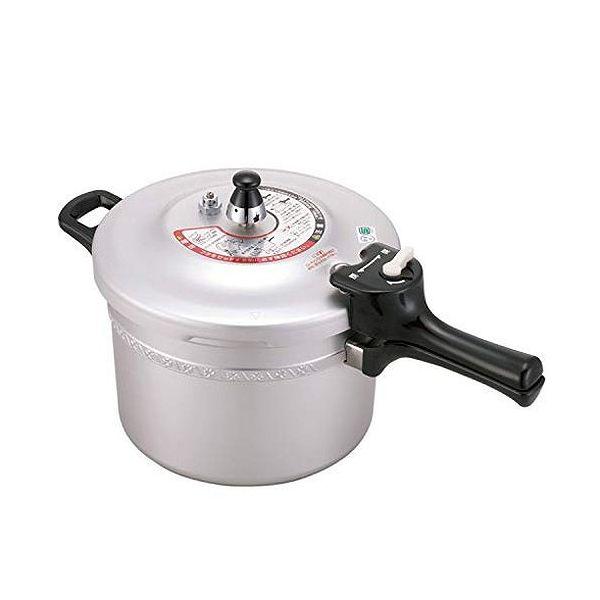 北陸アルミニウム リブロン 圧力鍋 5.5L アルミニウム合金 日本 AAT4903【送料無料】
