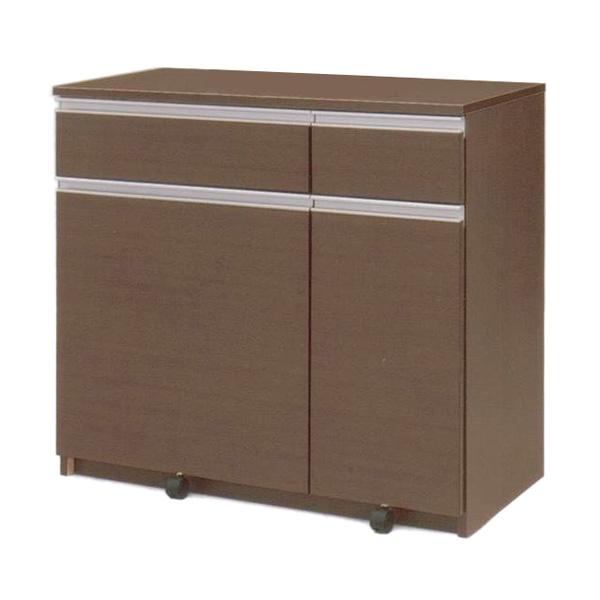 ゴミ箱 幅98cm 3分別 高さ88cm ダストボックス キャスター付き おしゃれ 国産 日本製(代引不可)【送料無料】