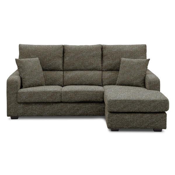 カウチソファ sofa 3人掛け ファブリック 3人掛け sofa 組み換えソファ 開梱設置無料 ほぼ完成品 おしゃれ クッション2個付き おしゃれ 幅192cm(代引不可)【送料無料】【S1】, ヘルシー生活館:7aacdd51 --- sunward.msk.ru