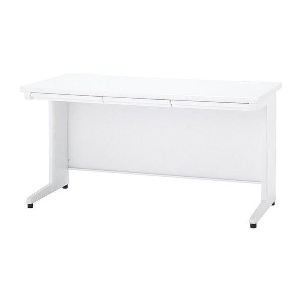オフィスデスク 平机1400 平机 140×70cm デスク オフィス用 テーブル 机(代引不可)【送料無料】