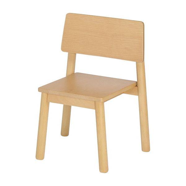 木製 キッズチェア 175 ミニオン 完成品 座面高27cm スタッキング式 重ねて収納 子供用椅子 イス チェア(代引不可)【送料無料】【S1】