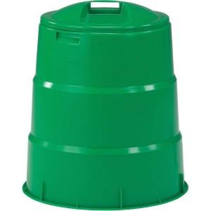 送料無料 生ごみの減量 堆肥化が簡単に出来る 18%OFF 三甲 サンコー 70%OFFアウトレット 代引き不可 グリーン 生ゴミ処理容器 805039-01 コンポスター130型