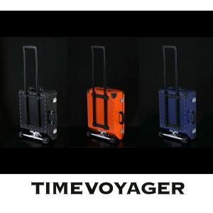 キャリーバッグ TIMEVOYAGER Trolley タイムボイジャー トロリー スタンダードI 30L ブラック・TV03-BK【送料無料】