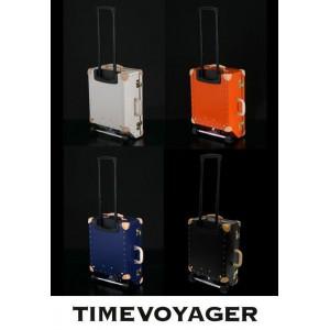 キャリーバッグ TIMEVOYAGER Trolley タイムボイジャー トロリー プレミアムII 33L サンドベージュ・TV02-BE【送料無料】