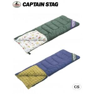CAPTAIN STAG キャプテンスタッグ NEWフォリアシュラフ(封筒型) 3シーズン用 M-3412・高山植物柄【送料無料】